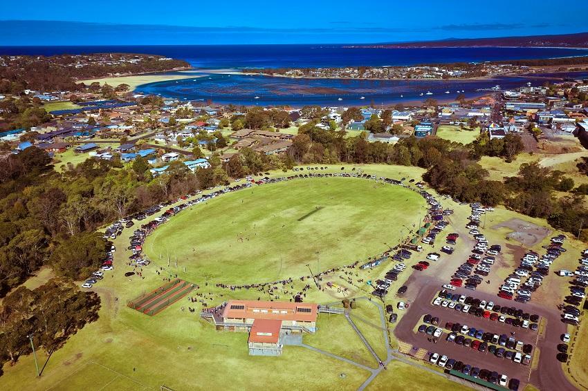 AFL Sapphire Coast - Home